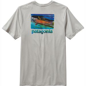Patagonia World Trout Slurp T-Shirt - Short-Sleeve - Men's