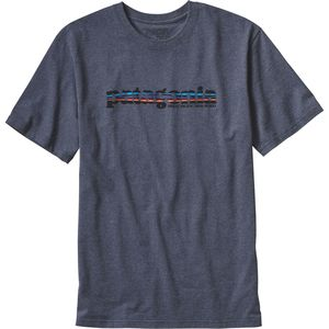 Patagonia '73 Text Logo Recycled Responsibility-T-Shirt - Short-Sleeve - Men's
