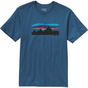 Patagonia Fitz Roy Banner T-Shirt - Short-Sleeve - Men's