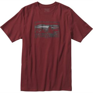 Patagonia Spruced '73 Logo T-Shirt - Men's