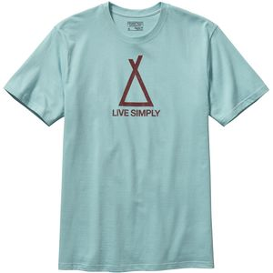 Patagonia Live Simply Tent Life T-Shirt - Short-Sleeve - Men's