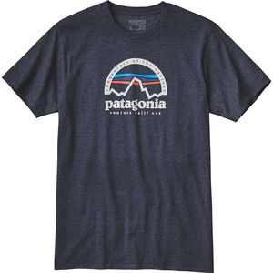 Patagonia Arched Logo T-Shirt - Short-Sleeve - Men's