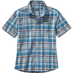 Patagonia Fezzman Shirt - Short-Sleeve - Men's