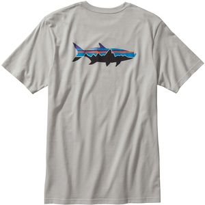 Patagonia Fitz Roy Tarpon T-Shirt - Short-Sleeve - Men's