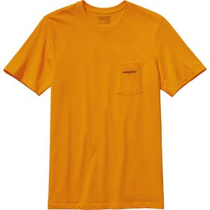 Patagonia P-6 Logo Pocket T-Shirt - Short-Sleeve - Men's