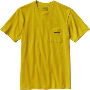 Patagonia P-6 Logo Pocket T-Shirt - Men's