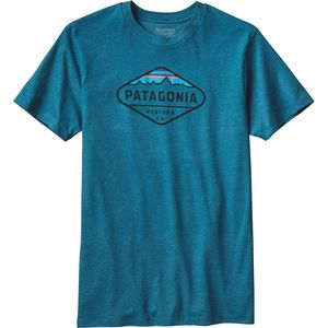 Patagonia Fitz Roy Crest T-Shirt - Short-Sleeve - Men's