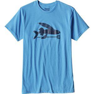 Patagonia Flying Fish T-Shirt - Short-Sleeve - Men's