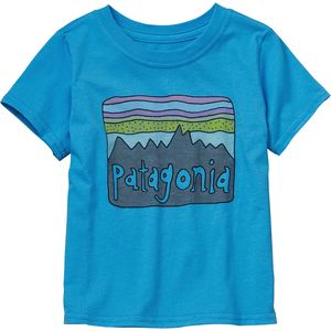 Patagonia Baby Fitz Roy Skies T-Shirt - Short-Sleeve - Toddler Boys'