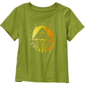 Patagonia Graphic Cotton T-Shirt - Short-Sleeve - Toddler Boys'