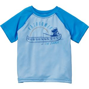 Patagonia Capilene Daily T-Shirt - Short-Sleeve - Infant Boys'