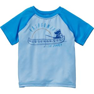 Patagonia Capilene Daily T-Shirt - Short-Sleeve - Toddler Boys'