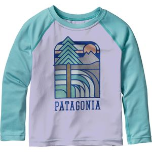 Patagonia Capilene Daily Crew - Long-Sleeve - Toddler Girls'