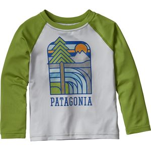 Patagonia Capilene Daily Crew - Long-Sleeve - Toddler Boys'