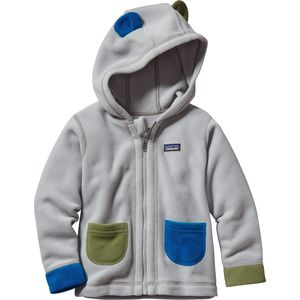 Patagonia Fleecy Ears Hooded Fleece Jacket - Infant Boys'