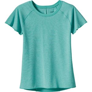 Patagonia Fleury T-Shirt - Short-Sleeve - Girls'