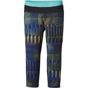 Patagonia Centered Crop Tights - Girls'