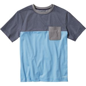 Patagonia Capilene Daily Colorblock T-Shirt - Short-Sleeve - Boys'