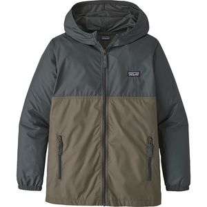 PatagoniaLight & Variable Full-Zip Hoodie - Boys'