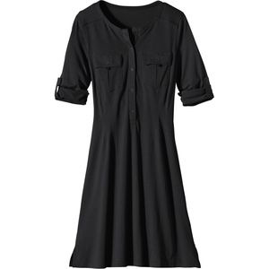 Patagonia Kamala Henley Dress - Women's
