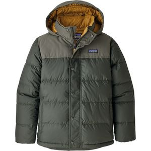 PatagoniaBivy Down Hooded Jacket - Boys'