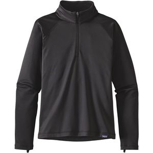Patagonia Capilene Heavyweight Zip-Neck Top - Boys'