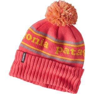 Patagonia Powder Town Pom Beanie - Girls'