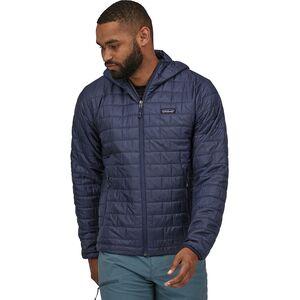 파타고니아 Patagonia Nano Puff Hooded Insulated Jacket - Mens