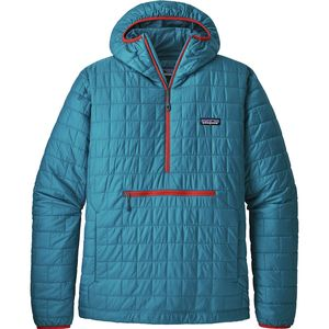 PatagoniaNano Puff Bivy Insulated Pullover - Men's