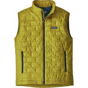 파타고니아 나노 푸퍼 남성용 조끼 Patagonia Nano Puff Vest - Mens