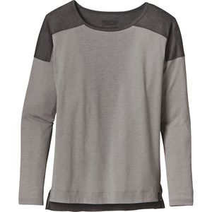 Patagonia Lightweight Long-Sleeve Layering Top - Women's