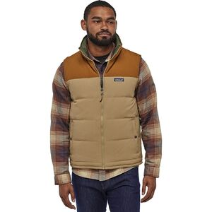 파타고니아 다운 양면 남성용 조끼 Patagonia Bivy Down Reversible Vest - Mens