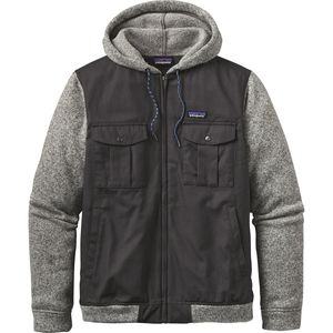 Patagonia Better Sweater Hybrid Hooded Fleece Jacket - Men's