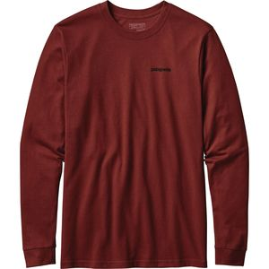 Patagonia P-6 Logo Long-Sleeve T-Shirt - Men's