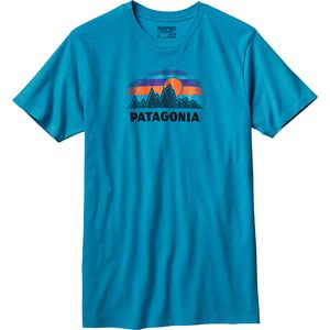 Patagonia Woven Fitz Roy T-Shirt - Men's
