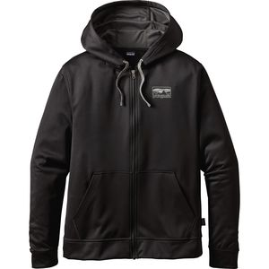 Patagonia '73 Logo PolyCycle Full-Zip Hoodie - Men's