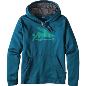 Patagonia Flying Fish PolyCycle Pullover Hoodie - Men's
