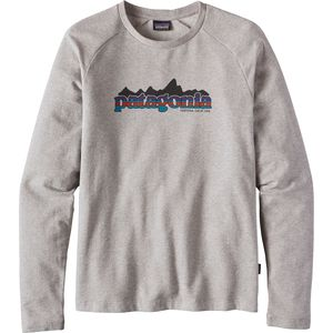 Patagonia Nightfall Fitz Roy Lightweight Crew Sweatshirt - Men's