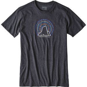 Patagonia Long Exposure Cotton/Poly T-Shirt - Men's