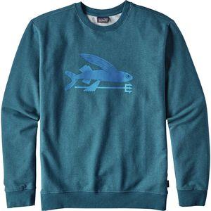 Patagonia Flying Fish Midweight Crew Sweatshirt - Men's