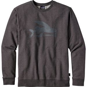 Patagonia Flying Fish Midweight Crew Sweatshirt - Men's