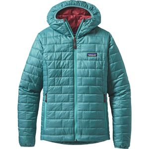 Patagonia Nano Puff Hooded Insulated Jacket - Women's