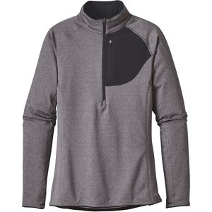 Patagonia Thermal Speedwork Zip Neck Top - Long-Sleeve - Women's
