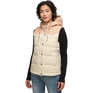 파타고니아 조끼 Patagonia Bivy Hooded Down Vest - Womens