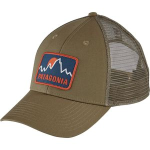 Patagonia Firstlighters Badge LoPro Trucker Hat