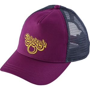 Patagonia Groovy Type Layback Trucker Hat - Women's