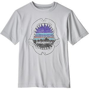 PatagoniaCapilene Silkweight Graphic T-Shirt - Boys'