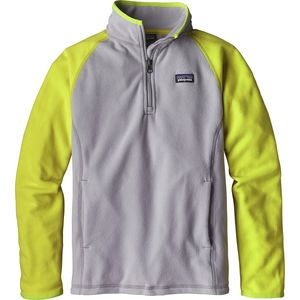 Patagonia Micro D 1/4-Zip Jacket - Boys'