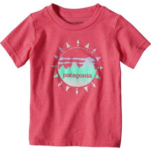 Patagonia Graphic Cotton T-Shirt - Toddler Girls'