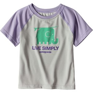Patagonia Baby Capilene Silkweight T-Shirt - Toddler Girls'